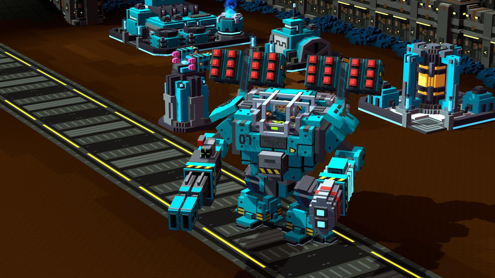 8-Bit Invaders! (Game Screenshot)