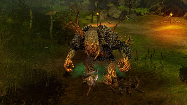 Mytheon: An Epic MMO-RPG (Game Screenshot)