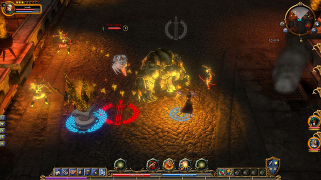 Mytheon: An Epic MMO-RPG Game Screenshot
